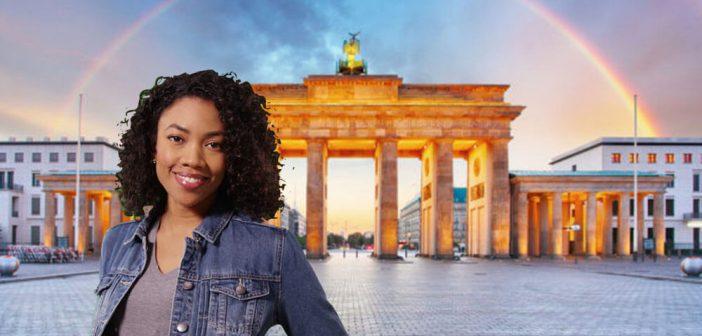 Frauen aus Kolumbien in Berlin treffen
