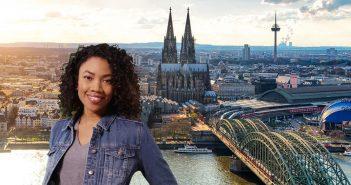 Frauen aus Kolumbien in Köln treffen