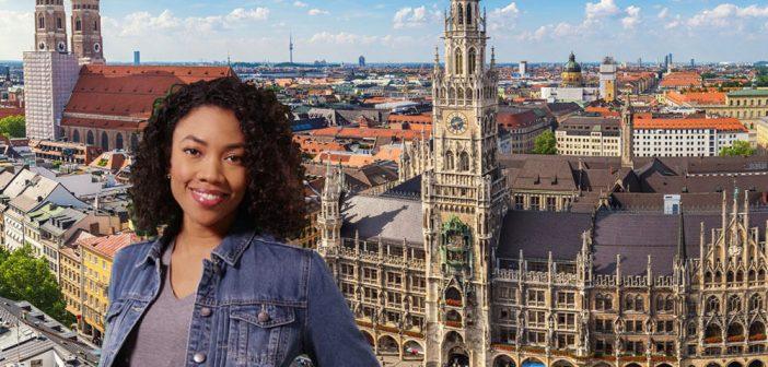 Frauen aus Kolumbien in München treffen